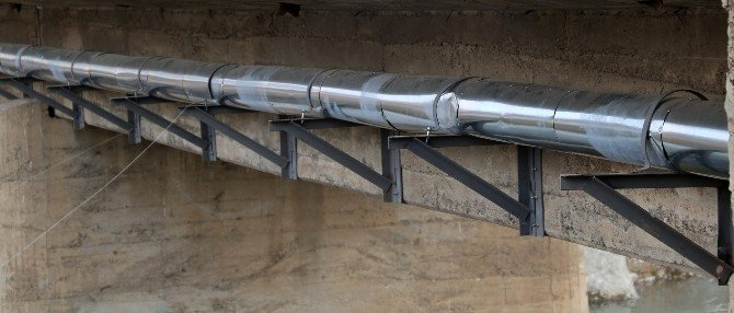 Büyükşehir Tekman'ın 70 yıllık su problemini çözdü