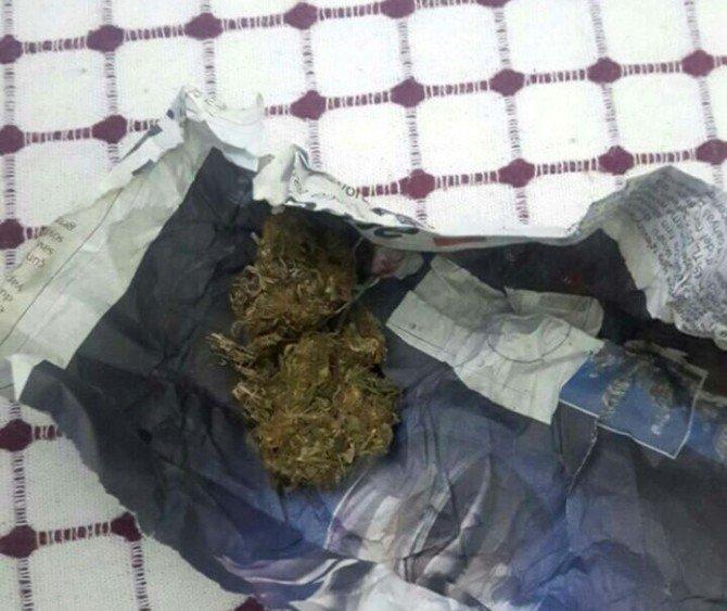Manisa'da uyuşturucu operasyonu: 4 gözaltı