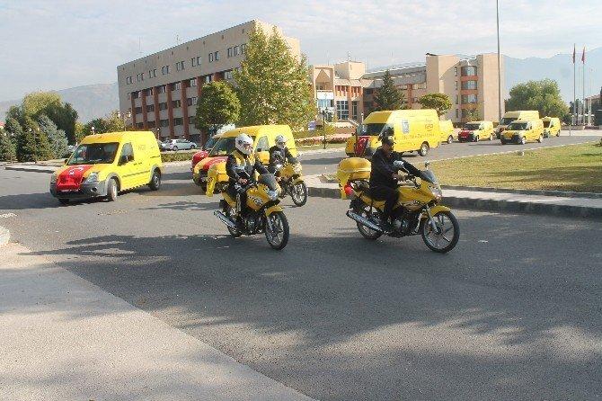 Erzincan'da PTT'den öğretmenlere 24 Kasım indirimi
