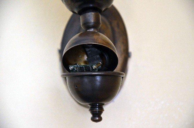 FETÖ'nün eski okulunda gizli kameralar ortaya çıktı