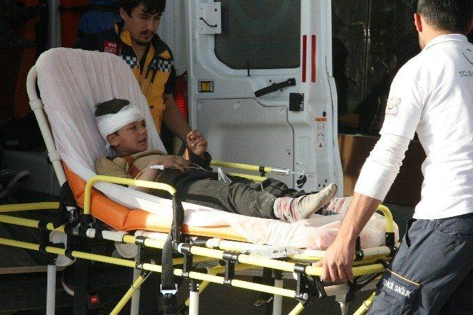 Terör örgütü DEAŞ'ın saldırısında 11 kişi yaralandı