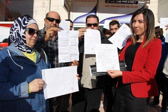 (Özel Haber) Suriyeliden Suriyeliye 4 milyon dolarlık vurgun iddiası