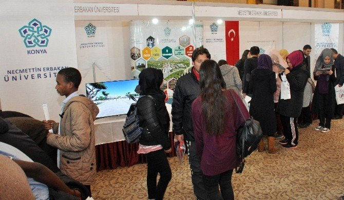 30 üniversite Konya'da buluştu