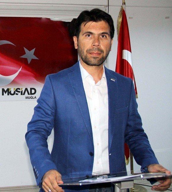 MÜSİAD Başkanı Akdeniz MÜSİAD EXPO'yu değerlendirdi