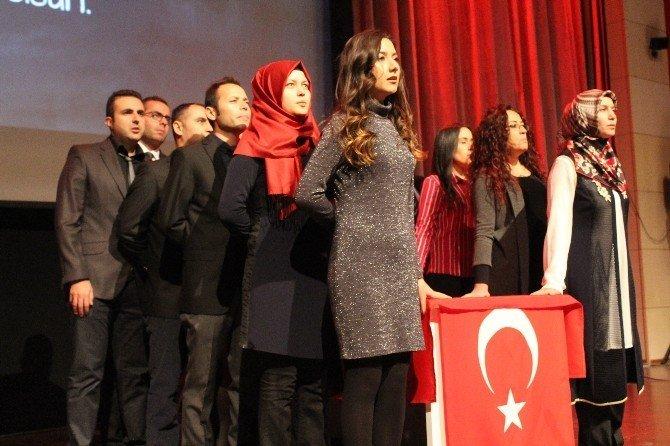 Konya'da 24 Kasım Öğretmenler Günü kutlamaları