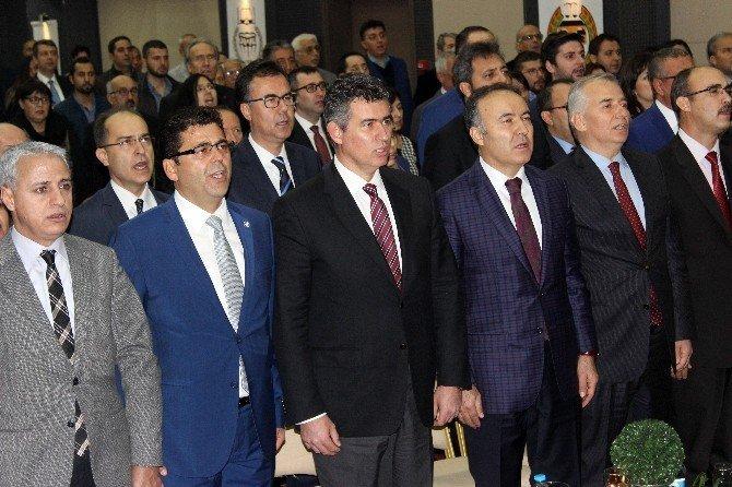 """Feyzioğlu: """"Türkiye'nin yeri Avrupa Birliği'dir"""""""