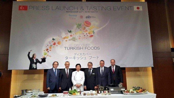 Uzakdoğu Türk gıda ürünlerini keşfetti