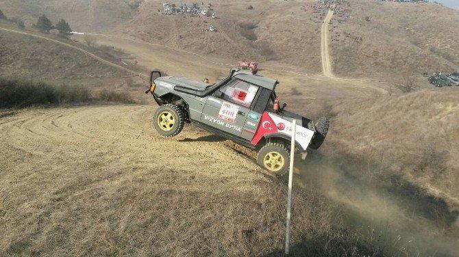 Karabük'te off-road heyecanı