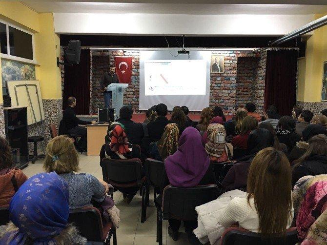 Kulu'da proje bilgilendirme toplantısı düzenlendi