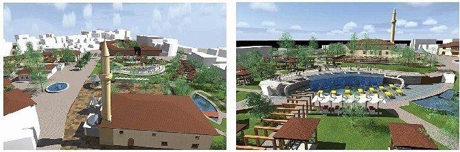 Seydişehir'de kentsel tasarım projesi başladı