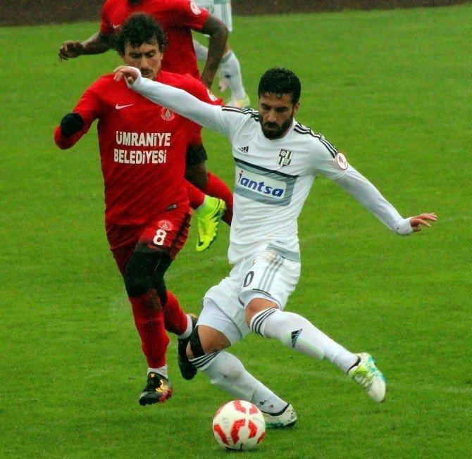 Aydınspor 1923 kupada kaybetti