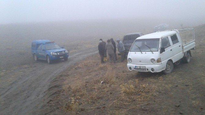 Karaman'da bir grup köylü yaylalarına fidan dikilmesine karşı çıktı