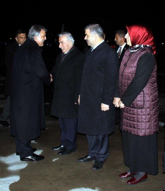 11. Cumhurbaşkanı Abdullah Gül Kayseri'de