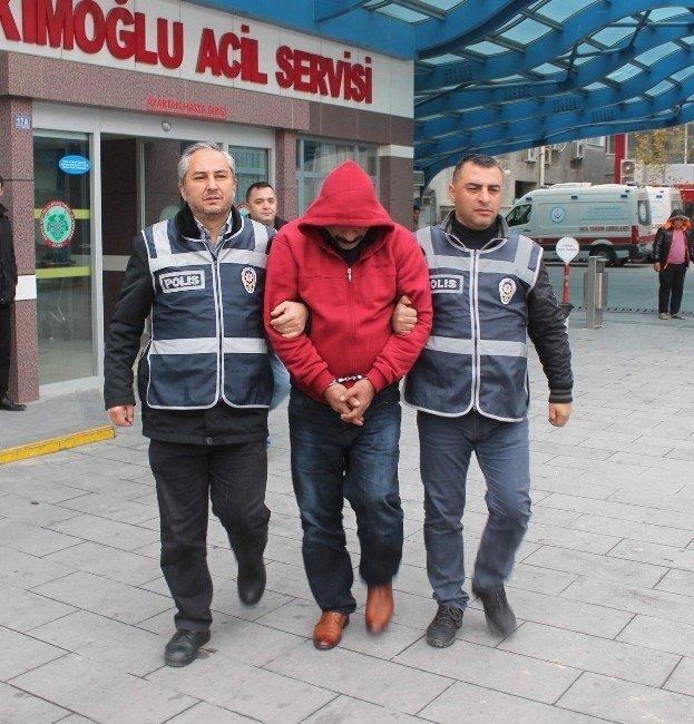 90 yaşındaki kadının 480 bin lirasını dolandıran zanlılar tutuklandı