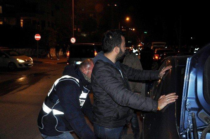 """Antalya'da 4 bin polisle """"huzur"""" uygulaması"""