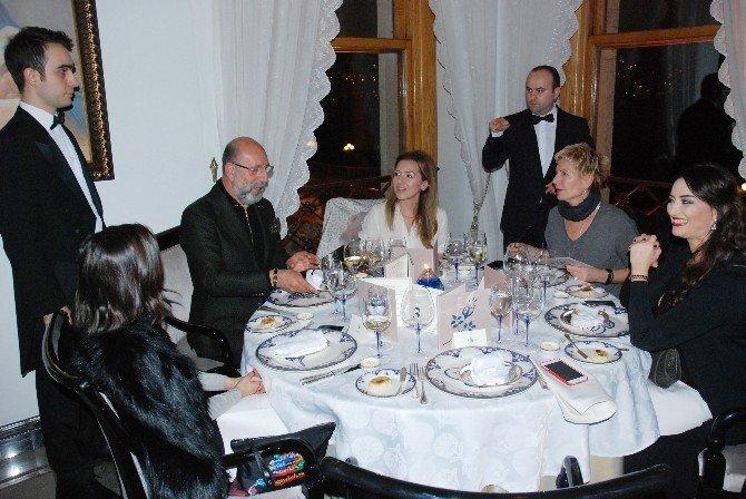 Bakan Avcı, Gastromasa Konferansı gala yemeğine katıldı