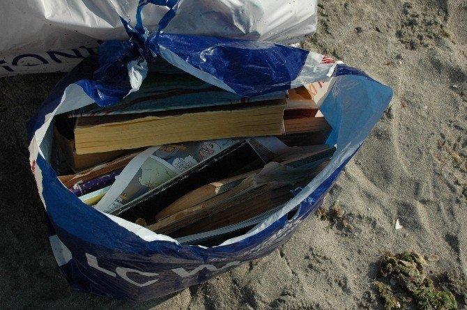 Denizden dini içerikli kitaplar çıktı
