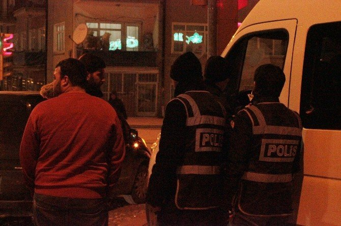 "Kırşehir'de 7 bölgede ""Huzur"" operasyonu"