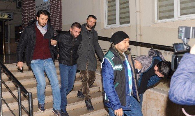 Narkotik ekiplerinin operasyonunda 2 kişi tutuklandı