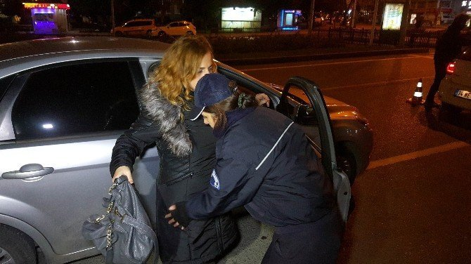 """Samsun'da 685 polisle """"Huzur Türkiye"""" asayiş uygulaması"""