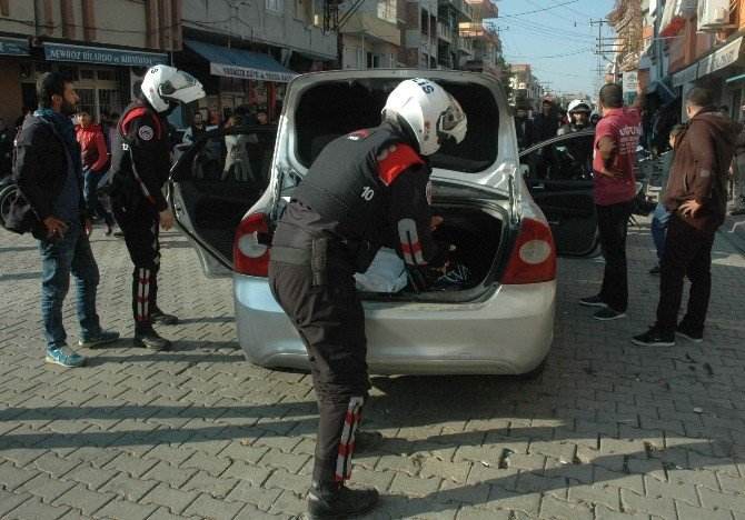 Adana'da 'narko-terör' operasyonu: 3 gözaltı