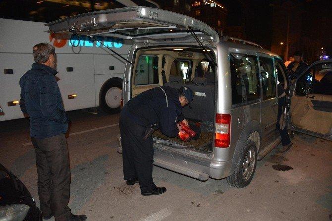 Bilecik'te 150 polisle 'Huzur' operasyonu
