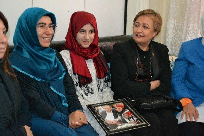 Darbe Komisyonu Heyeti 15 Temmuz  Gazisini ziyaret etti