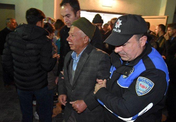 Akhisarlı şehit polisin naaşı memleketine getirildi