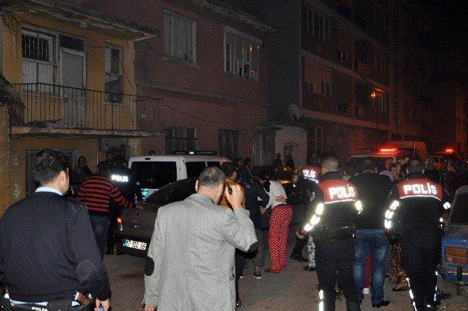 Rastgele ateş açan şahıs, mahalleyi sokağa döktü