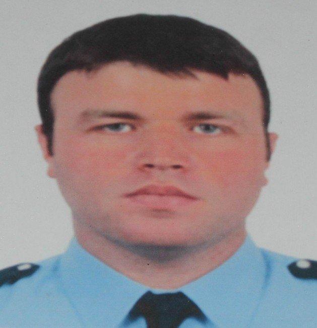Şahit polisin cenazesi Samsun'a getirildi