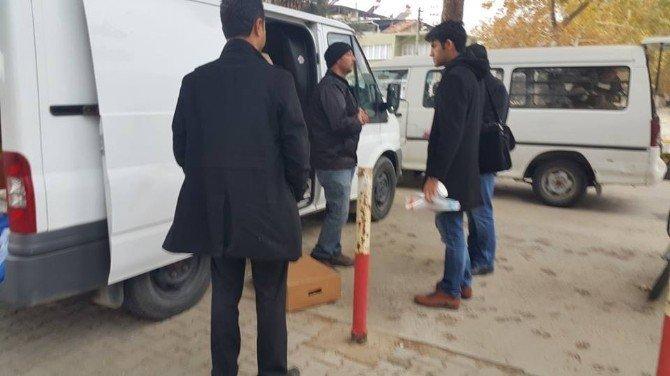 Aydın'da sahte bal operasyonu