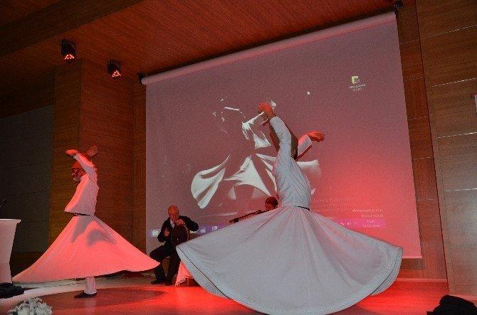 Bandırma Onyedi Eylül Üniversitesi'nde Şeb-i Arus Töreni