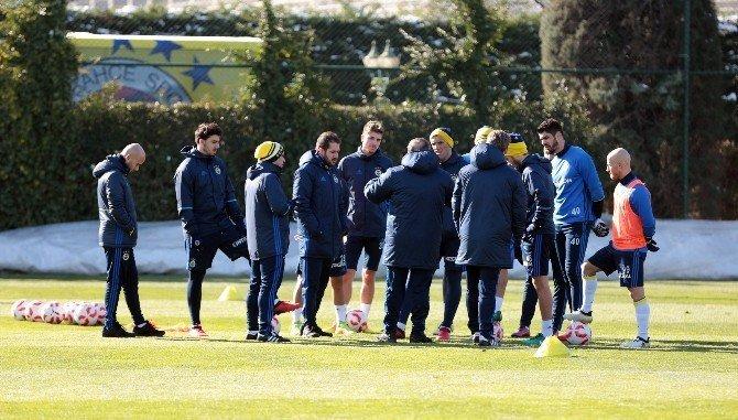 Fenerbahçe'de kupa hazırlıkları tamam