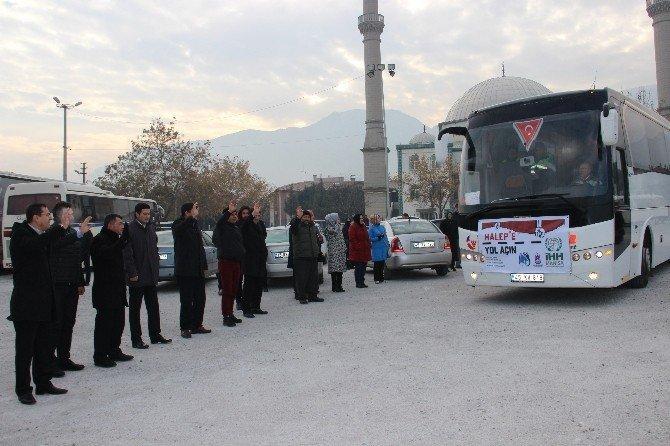 Türkiye Halep için seferber oldu