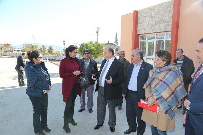 Türkiye'nin ilk engelli parkı için geri sayım başladı