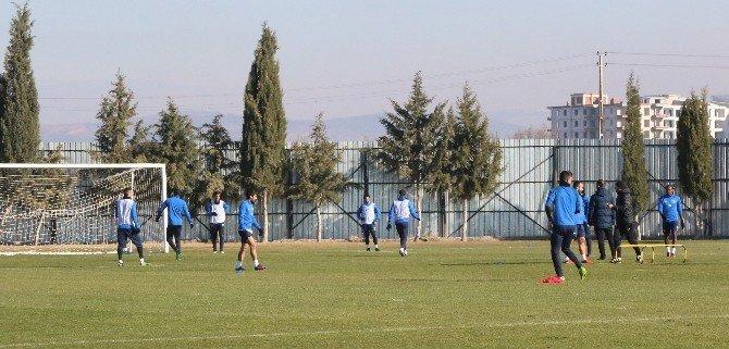 Akhisar Belediyespor, Alanyaspor hazırlıklarını tamamladı