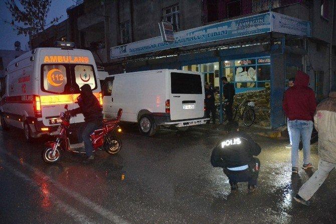 Adana'da silahlı gasp