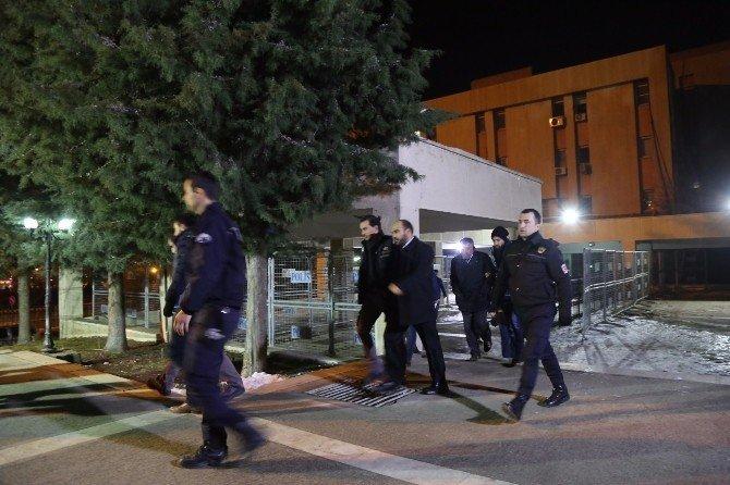 Bylock Kullanan 5 FETÖ Üyesi Tutuklandı