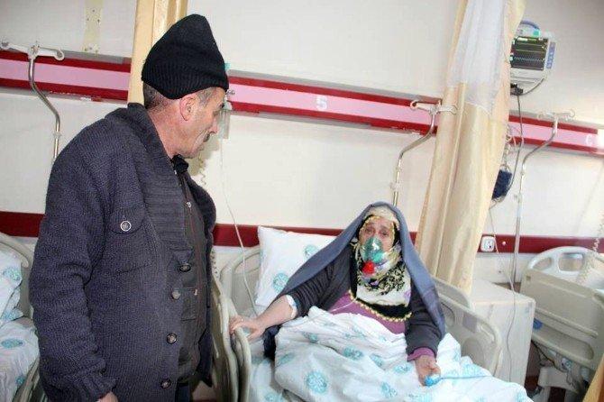 Erzurum'da 6 kişi karbonmonoksit gazından zehirlendi