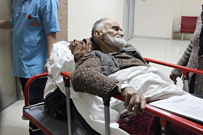Bartın'da yaşlı adam, iki ayının saldırısına uğradı