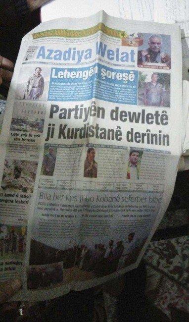 PKK/KCK operasyonu 5 gözaltı