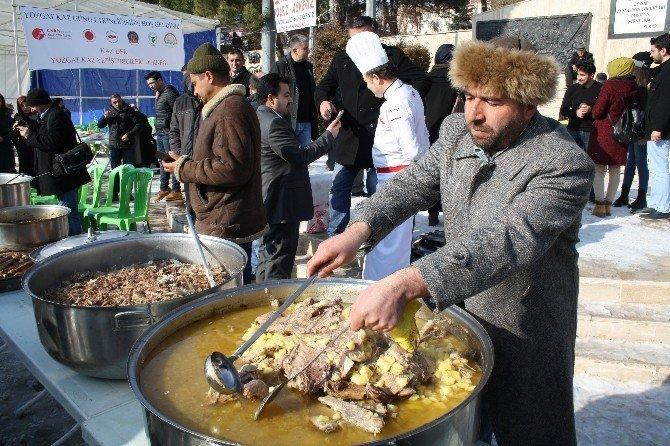 Yozgat'ta ilk kez Kaz Günü Etkinliği düzenlendi