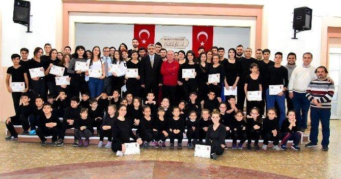 Halk Oyunları Topluluğu Nazilli'nin kültür elçisi oldu