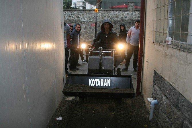 'Kotaran' uzaktan kumanda ile kotaracak