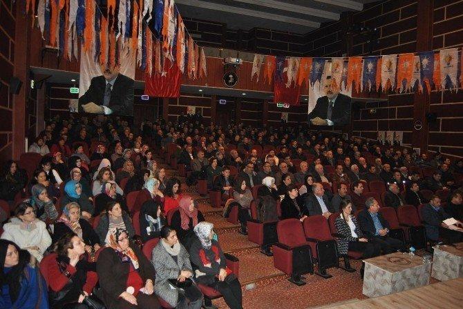 Akşehir'de AK Parti 61. Danışma Meclisi gerçekleşti
