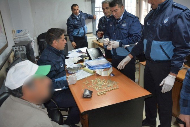 Dilencilere yönelik operasyon düzenlendi
