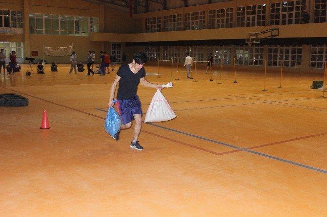 Sakarya'da PÖH adayları mülakata hazırlanıyor
