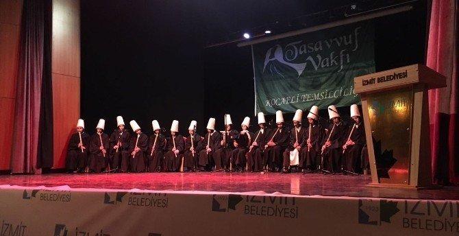 İzmit'te bayanlara özel Şeb-i Arus etkinliği