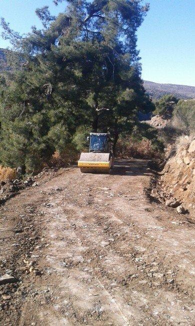 Türkmen Şelalesi'ne ulaşım artık daha kolay