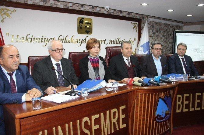 Başkan Çerçi, tepki gösterdiği kazı çalışmalarıyla ilgili açıklamalarda bulundu